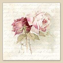 картинки для декупажа винтажные розы