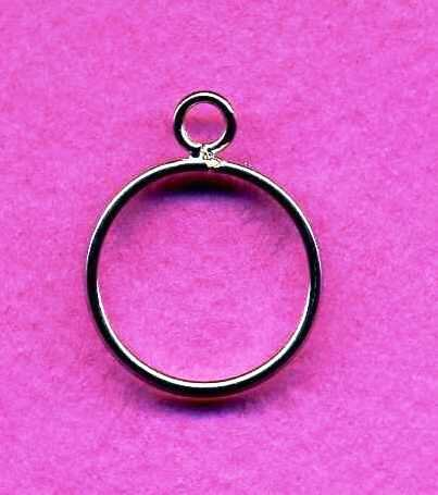 Кольцо из металлической основы своими руками
