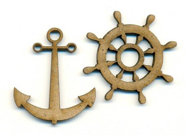 Штурвал корабля своими руками шаблоны